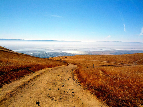 Hike Above Silicon Valley